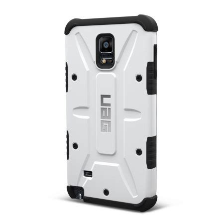 uag samsung galaxy note 4 protective navigator white