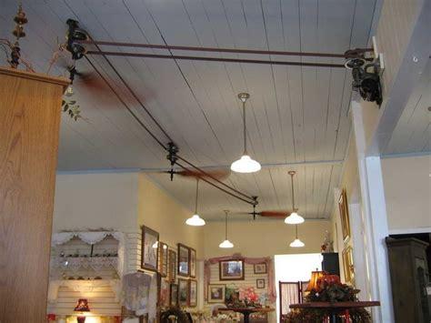 belt powered ceiling fan best 25 belt driven ceiling fans ideas on