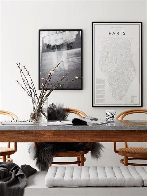 home inspiration 15 ideas para decorar las paredes de tu comedor casa