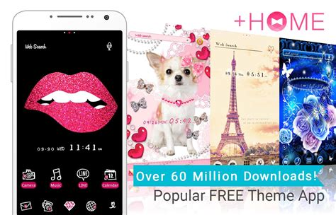 wallpaper theme home launcher android apps on play