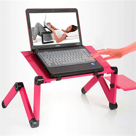 Laptop Stand For Sofa by Multi Functional Folding Laptop Table Stand For Bed
