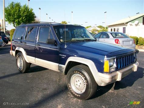 1996 blue pearl jeep country 28528093 photo 3 gtcarlot car color galleries