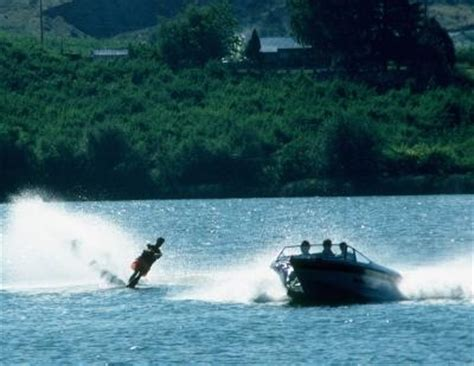 bayliner jazz boat review can you ski with a pontoon boat gone outdoors your