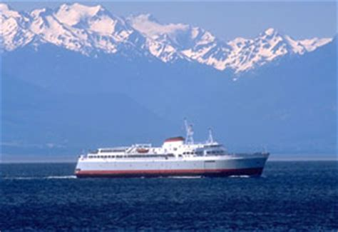 Car Ferry From To Port Angeles by Port Angeles On Olympic Peninsula