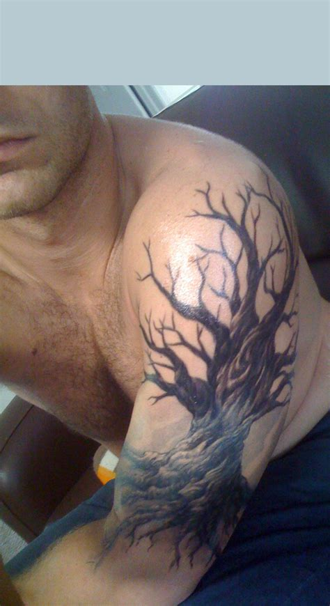 oak tree tattoo tree picture at checkoutmyink