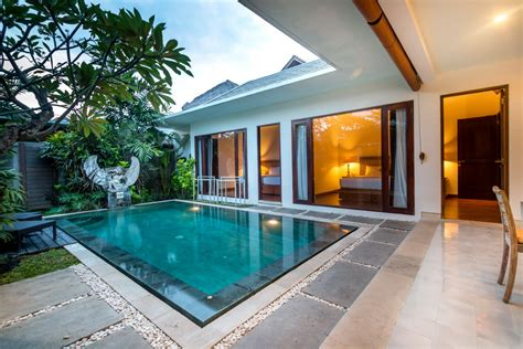2 bedroom pool villa new pondok sara villas