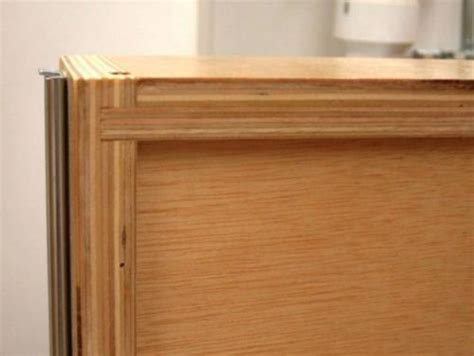 Pinned Rabbet Drawer by Pinned Box Joint By Rippkutt Lumberjocks