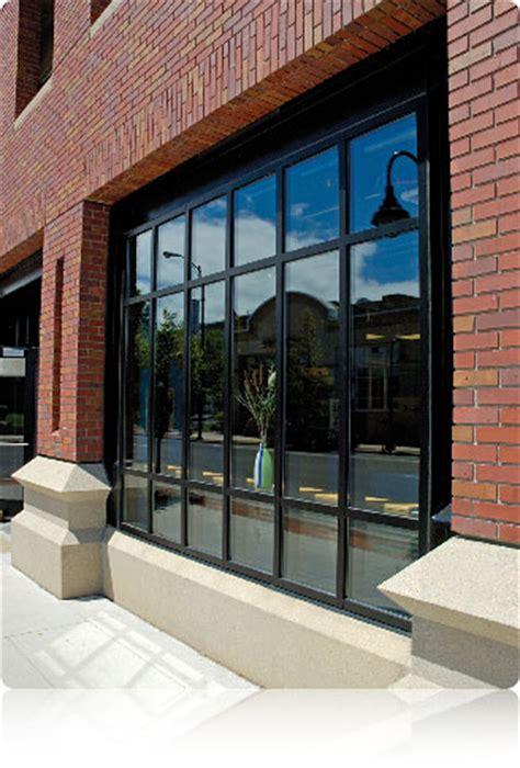 storefront exles city parking garage tubelite inc