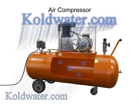 air compressor tutorial basics