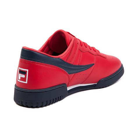fila athletic shoes mens fila original fitness athletic shoe 452005