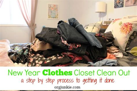 new year 2015 time out new year clothes closet clean out