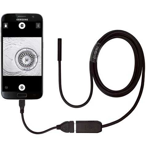 endoscope inspection waterproof usb endoscope inspection for phones 2m