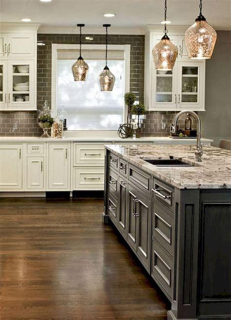 85 rustic farmhouse kitchen cabinets makeover ideas