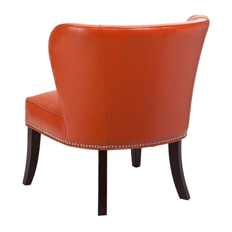 armless occasional chairs park armless accent chair ebay