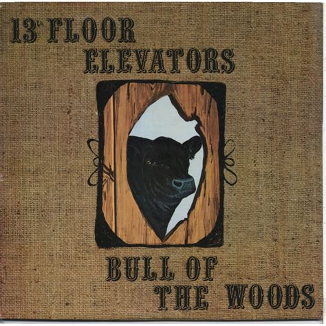 13th Floor Elevators Bull Of The Woods by 13th Floor Elevators Bull Of The Woods Lp For Sale On