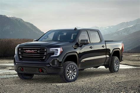 2020 Gmc X31 by The Gmc At4 Is A Truck For Rugged Well Dads