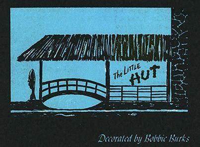 tiki hut vero beach the little hut vero beach fl restaurant tiki central