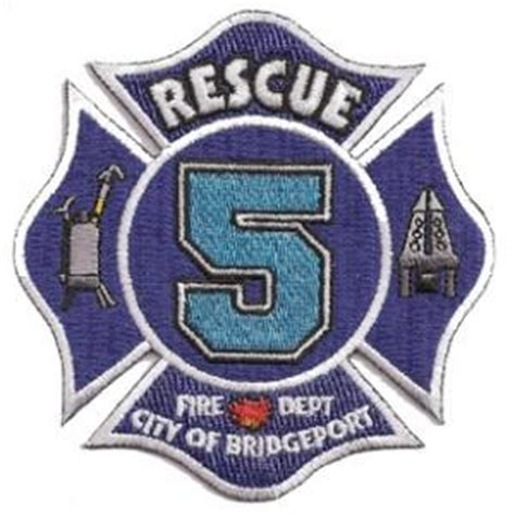 ct rescue bridgeport ct rescue 5 patch eagle emblems graphics