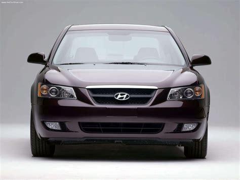 06 Hyundai Sonata by Hyundai Sonata V6 2006 Picture 06 1600x1200