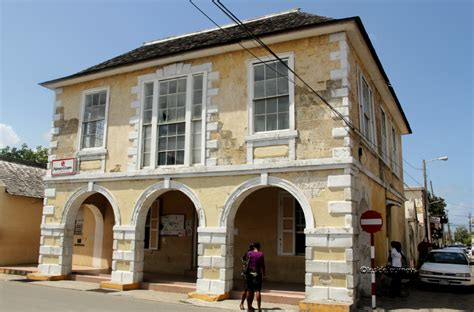 Jamaica Post Office by A Walking Tour Of Falmouth Jamaica Part I Insidejourneys