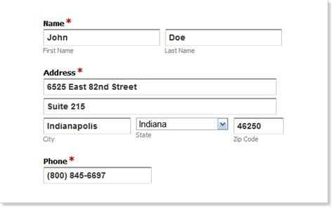 Search For Addresses Name And Address