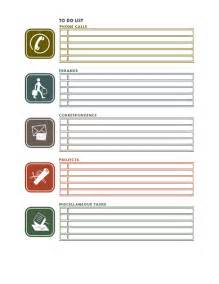 Things To Do List Template by Doc 464600 Office To Do List Template Things To Do