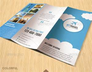 travel agency brochure template www imgarcade com