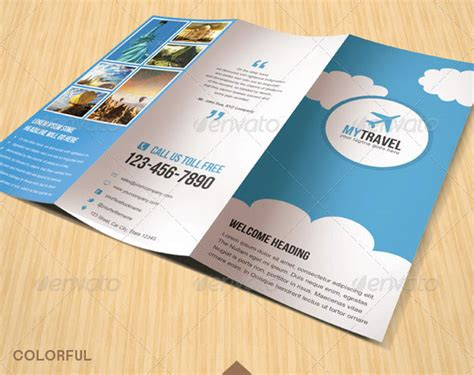 free travel brochure templates travel brochure templates free travel brochure template