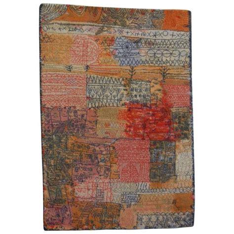 paul rugs after paul klee rug by ege axminster a s denmark for sale at 1stdibs