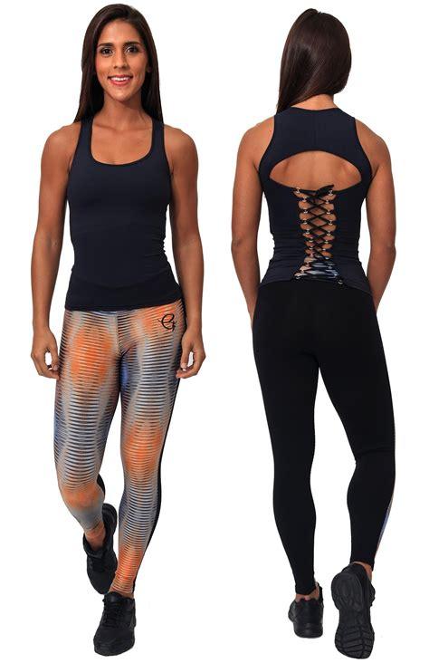 equilibrium activewear l765 workout
