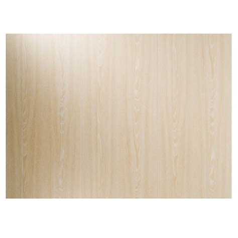 Wainscoting Panels Lowes Canwelbroadleaf 3 16 In X 4 Ft X 8 Ft Winter Oak Mdf Wall