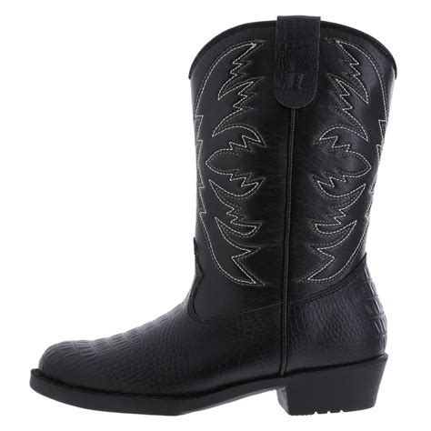 smartfit western boot payless