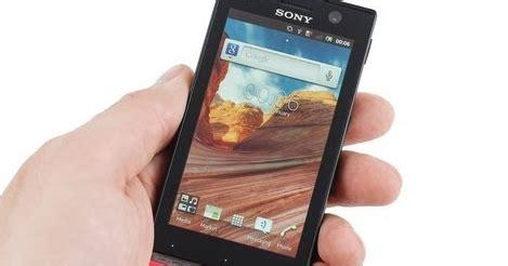 Hp Sony Xperia U Terbaru spesifikasi harga hp sony xperia u st25i terbaru cara android harga hp android terbaru