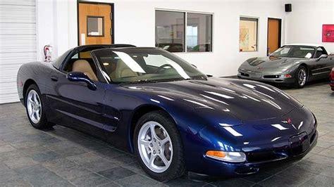 2000 blue corvette image gallery 2000 corvette colors