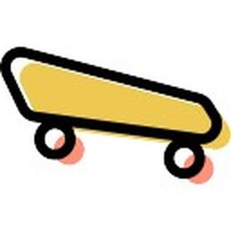 Skateboard Design Vorlage Skateboard Vorlage Der Kostenlosen Vektor