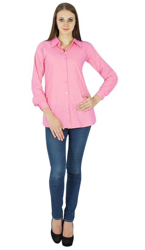 light pink top women s other women s clothing phagun women collar neck top