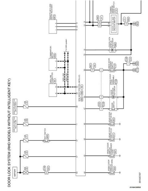 nissan wiring abbreviations 28 images nissan wiring
