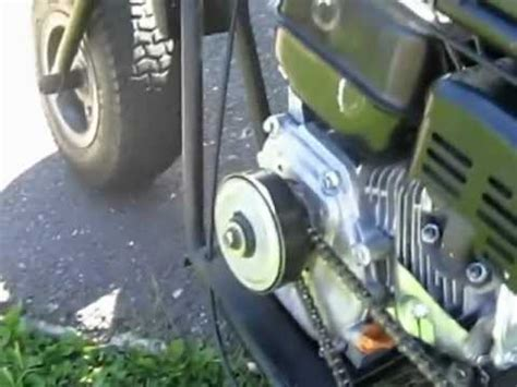 doodlebug governor removal predator 212cc mini bike build how to save money and