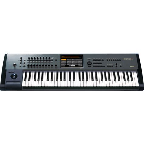 Update Keyboard Korg korg kronos x workstation 61 kronosx61 b h photo