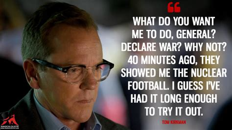 designated survivor general designated survivor quotes magicalquote