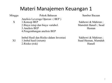Analisis Laporan Keuangan Ed Ke 4 Mamduh M Hanafi Abdul Halim manajemen keuangan
