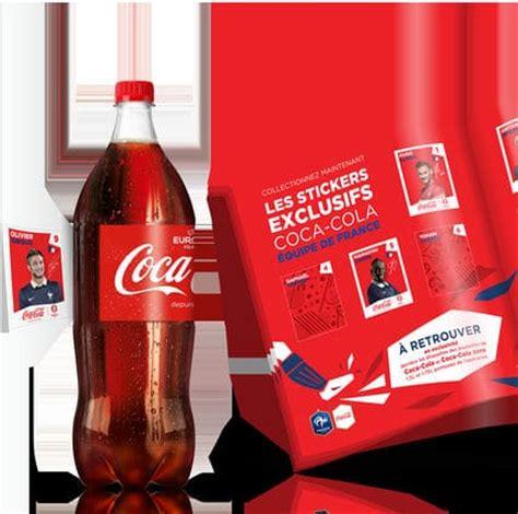 Stickers Coca Cola Gratuit by Autocollants Coca Cola Panini Gratuits