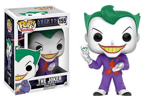 Murah Funko Pop Heroes Dc Universe The Joker 6 pop heroes batman the animated series joker funko
