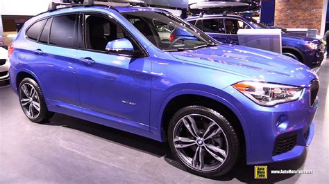 Bmw X1 28i 2017 by 2017 Bmw X1 28i Xdrive M Sport Exterior And Interior