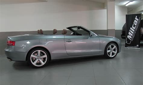 audi 2 0 t convertible milcar automotive consultancy 187 audi a5 2 0t
