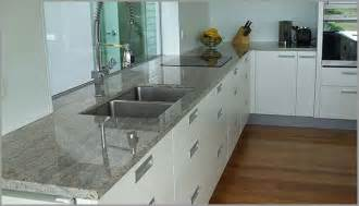 Off White Cabinets With Granite Countertops Kashmir Kashmir White Granite Granite Countertops