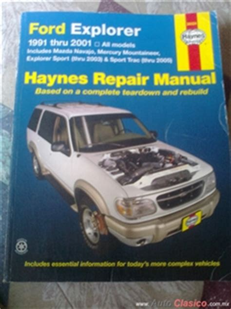 hayes auto repair manual 2001 ford explorer sport trac spare parts catalogs ford f 150 explorer pickup 1985 autoclasico