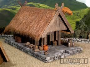 viking homes battleground hobbies how to build a viking lodge or