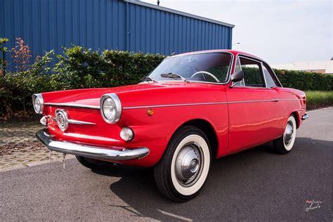 Classic Car Service by 1964 Fiat 750 Vignale Classic Car Service