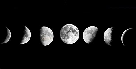 moon phase free photo moon sky night sky free image on pixabay
